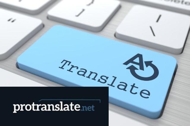 Dünyaya Açılmak İçin Protranslate Web Sitesi Tercüme Hizmeti Var!